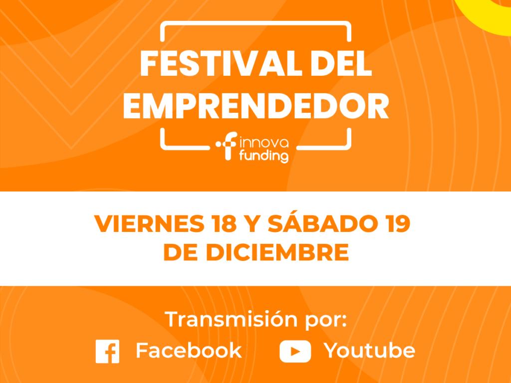 festival del emprendedor por Innova Funding
