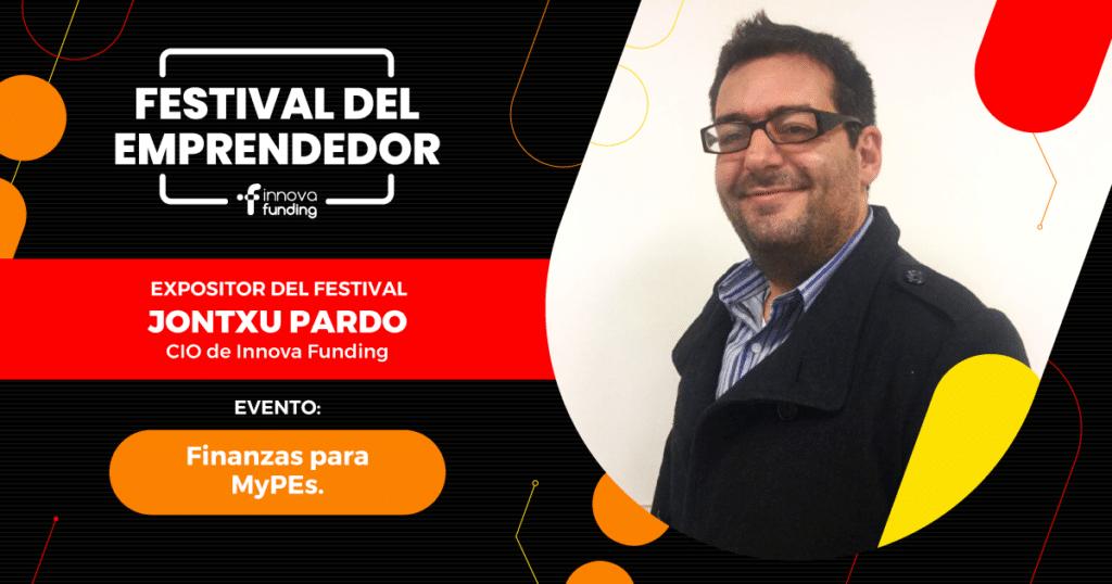 festival del emprendedor - Finanzas para MyPEs