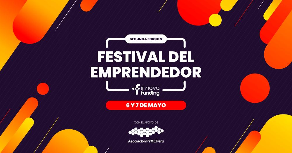 Festival del Emprendedor - Innova Funding